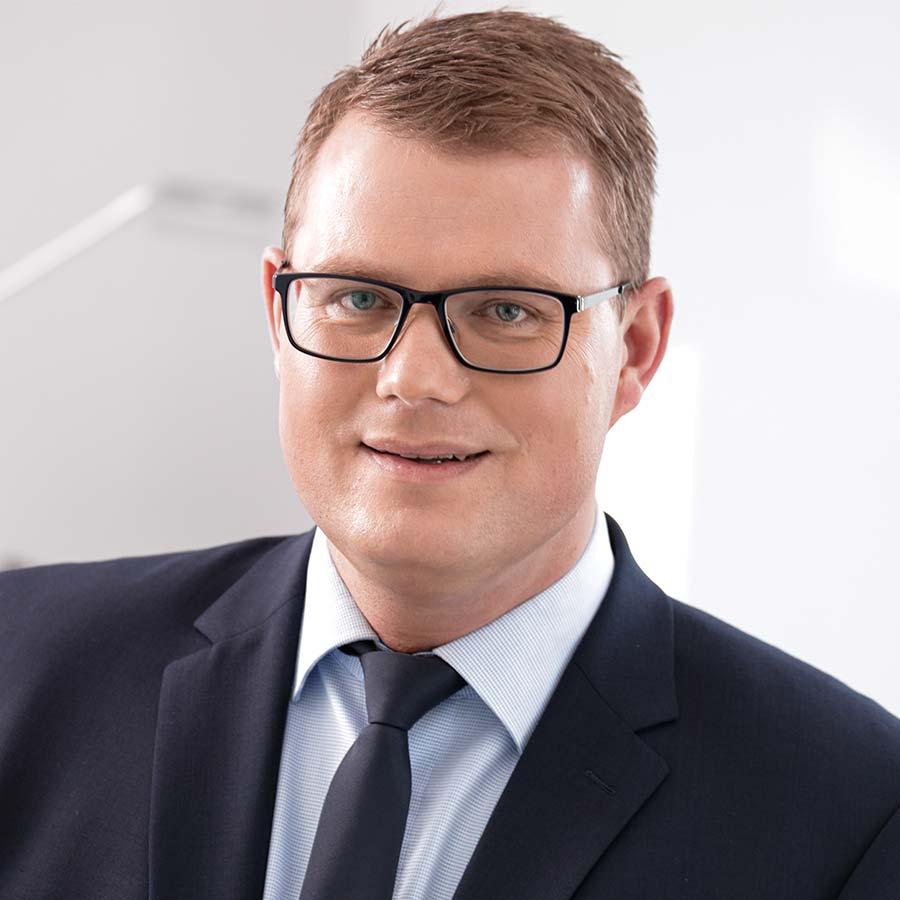 Portrait von Holger Grießhammer