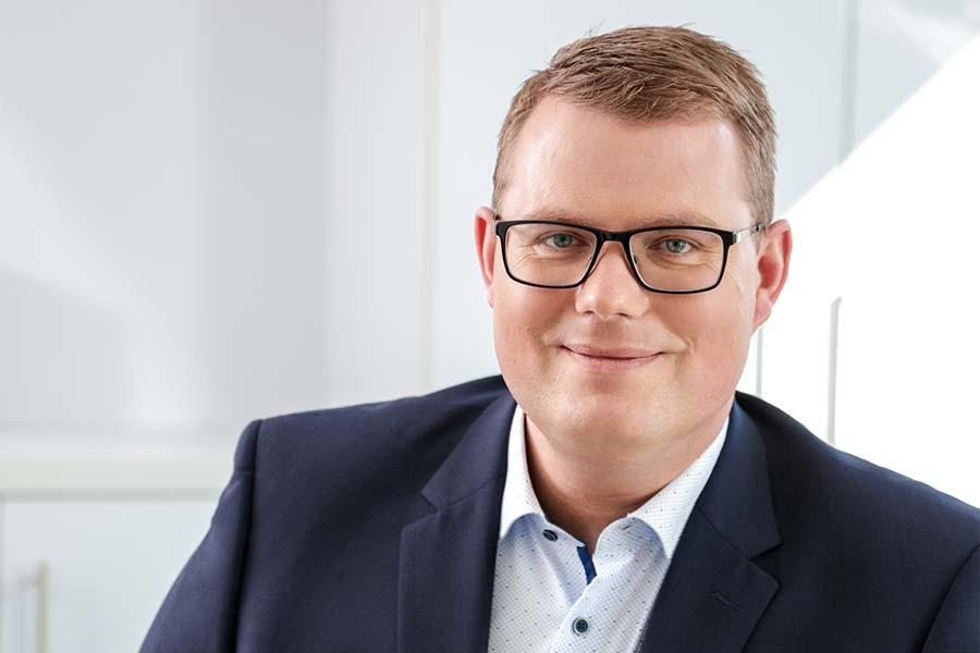 Portrait Holger Grießhammer